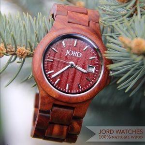 🥀 JORD Wood Watch 🥀
